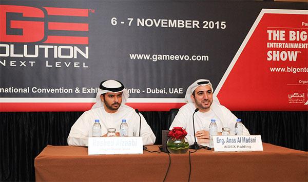 game-evolution-press-conference